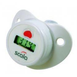 Baby speen thermometer & alarm