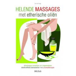 100 Helende massages met etherische olie