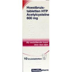 Acetylcysteine 600 mg