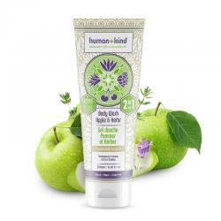 2 in 1 Bodywash apple herbs vegan